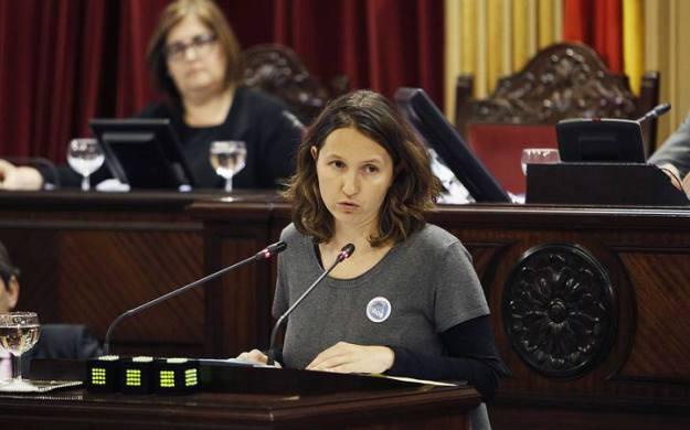 Mika (GOB) al Parlament